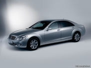Mercedes-Benz S-Class Guard
